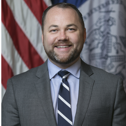 Corey Johnson (Speaker of the City Council at District 3)